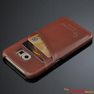 Capa carteira para cartões e Samsung S6