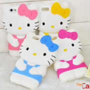 Capa Hello Kitty 3D para iPhone 6