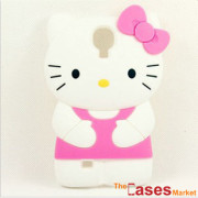 Capa Hello Kitty 3D Samsung S4 i9500