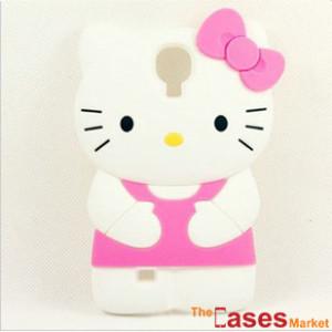 Capa Hello Kitty 3D Samsung S4 i9500