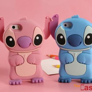 Capa Stitch 3D iPhone 4 4S 5 5S 6 6 Plus