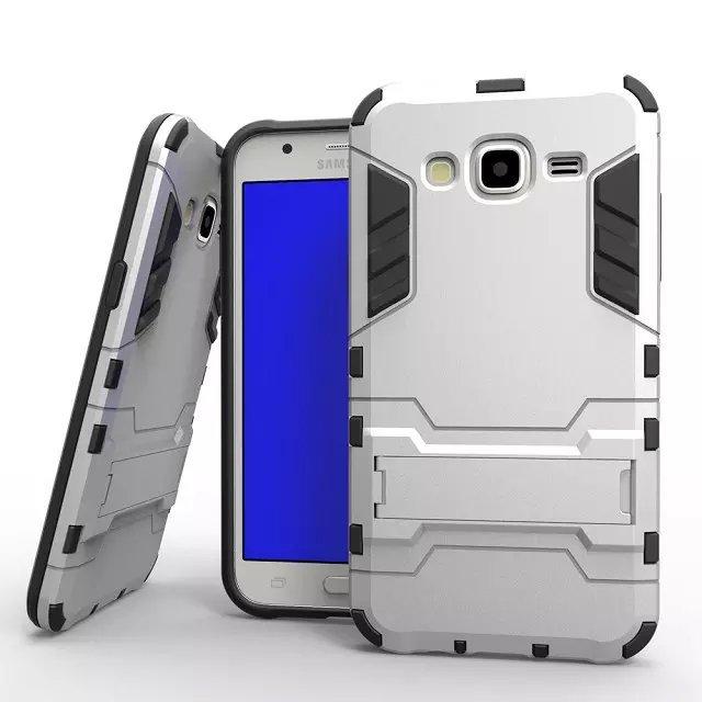 Capa Anti Choque Samsung J1 J2 J5 J7 Varias Cores