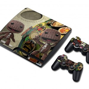 skin ps3 little big planet