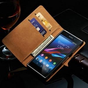 Caso-Genuine-Leather-Wallet-suporte-para-Sony-Xperia-Z1-Honami-C6906-C6903-C6902-C6943-L39h-telefone (1)