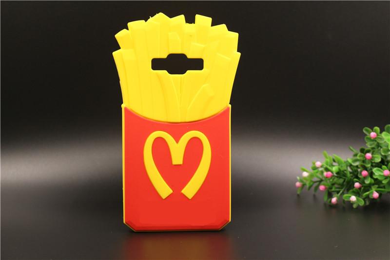 Capa Batata Frita McDonalds Para Samsung J5 Ou J7