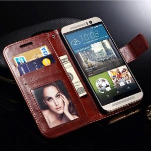 Capa carteira HTC M9
