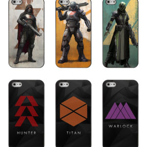Capas iPhone destiny