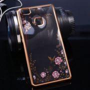 capa transparente flores huawei p9 p9 lite (3)
