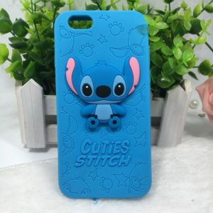capa stitch silicone iphone