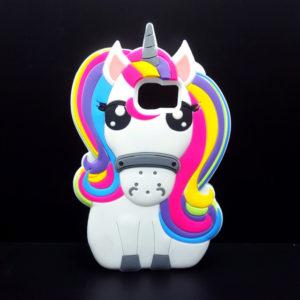 capa unicornio samsung s7