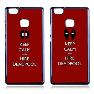 capa Keep Calm and Hire Deadpool huawei
