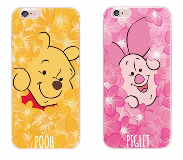 capa pooh piglet iphone