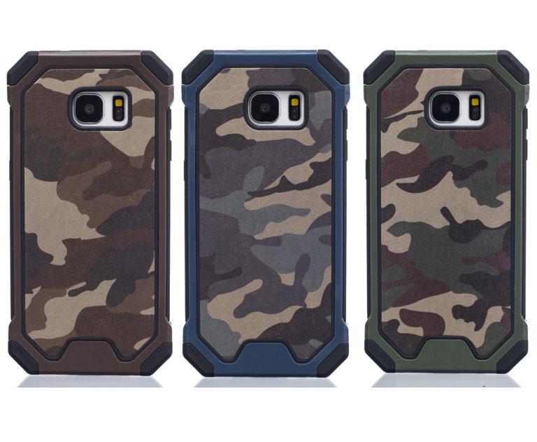 capa anti-choque militar samsung s8