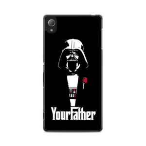 capa Darth Vader Your Father xperia