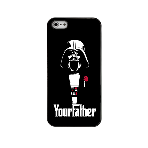 capa darth vader your father iphone