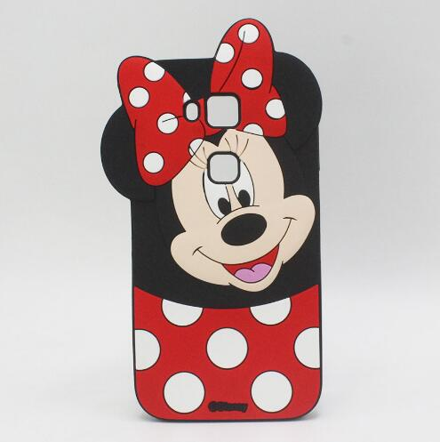 capa minnie huawei honor 5x