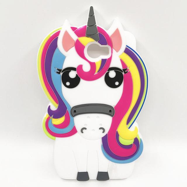capa unicornio huawei y5 ii
