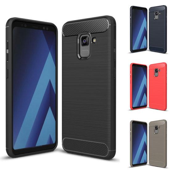 capa silicone samsung a8 2018