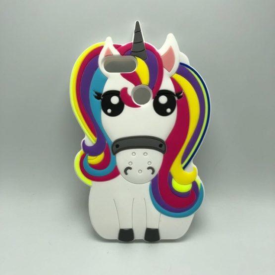 capa unicornio 3d silicone xiaomi mi a1
