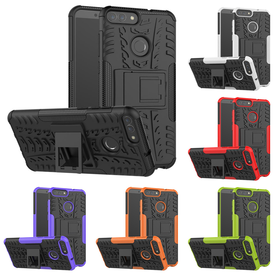 capa anti-choque huawei p smart