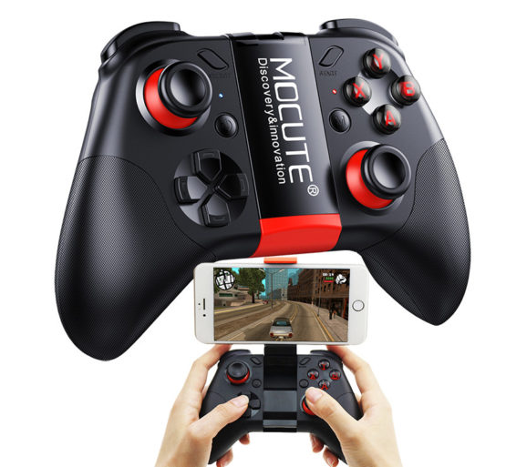 comando gamepad bluetooth telemovel android ios pc