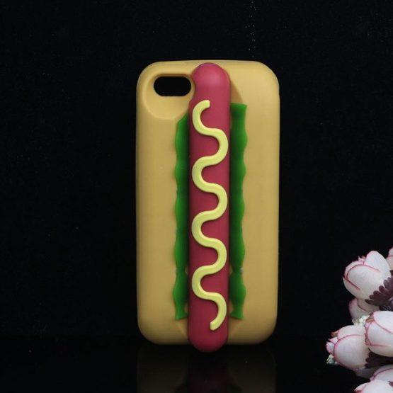 capa hot dog cachorro quente iphone