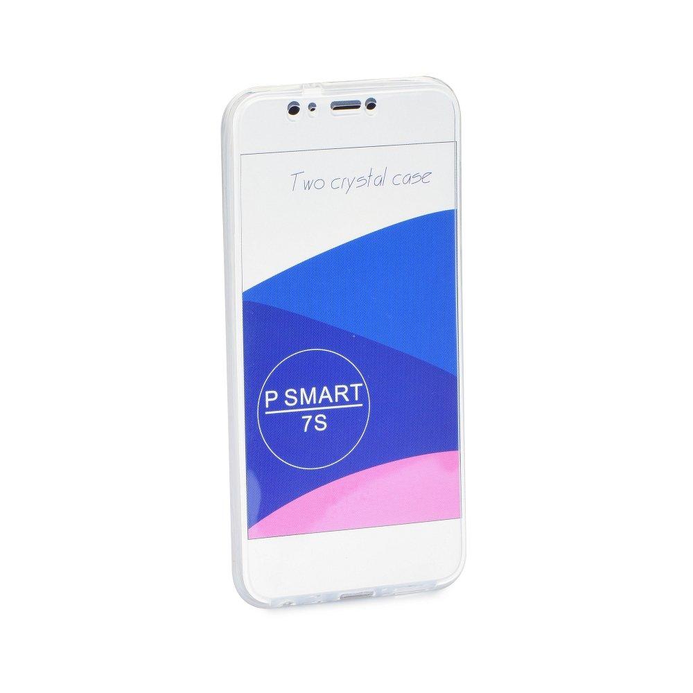 capa silicone 360 completa huawei p smart