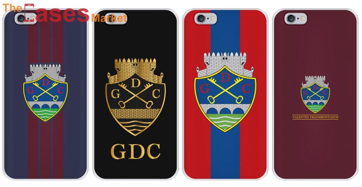 capas oficiais GD Chaves iPhone