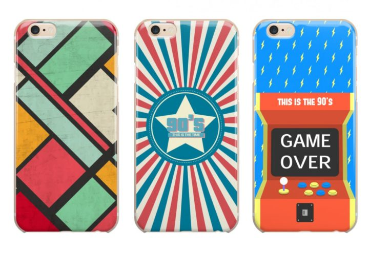 capas anos para 90 iphone