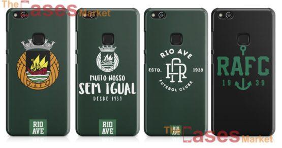 capas oficiais Rio Ave FC telemóveis Huawei
