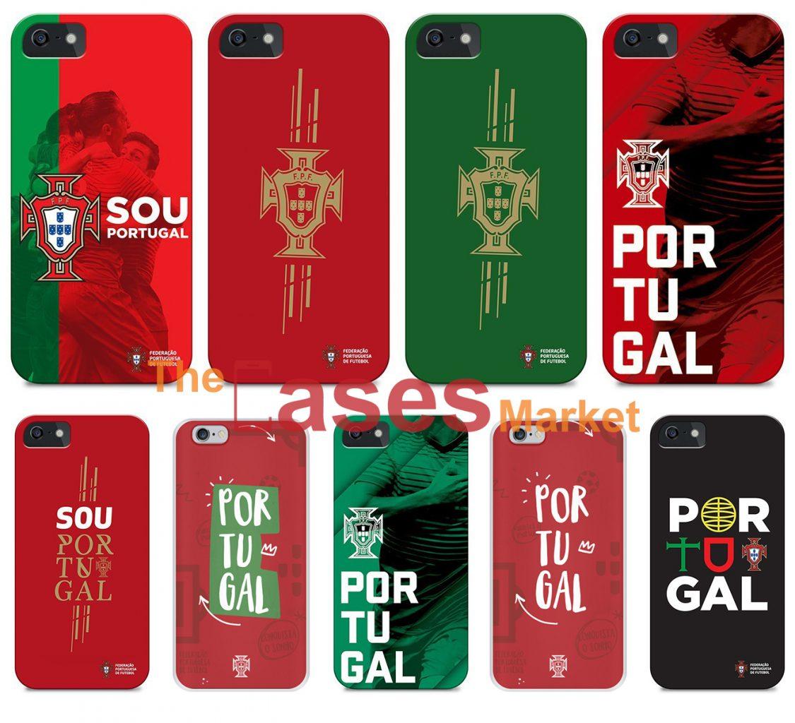 capas oficiais fpf portugal iphone