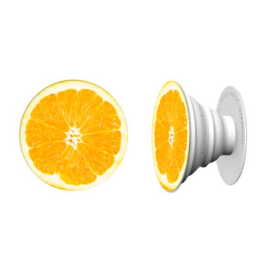 popsocket laranja