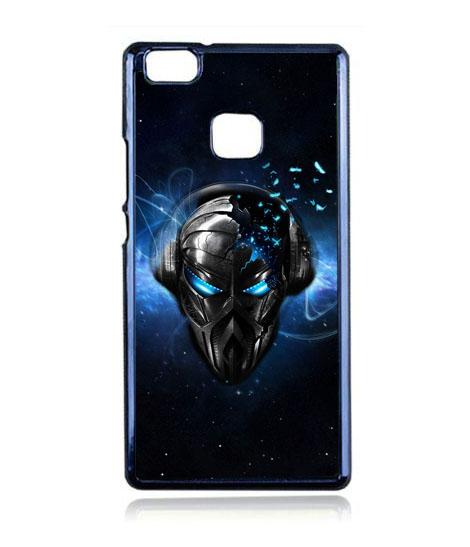 alien azul