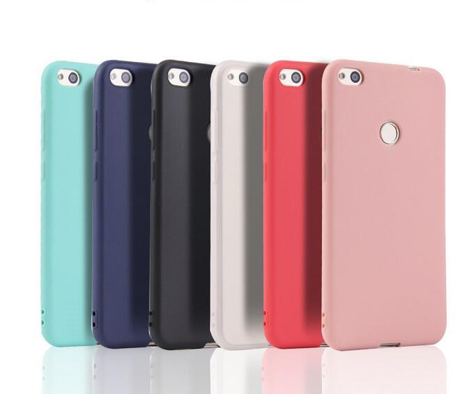 Capas silicone telemóveis Xiaomi Redmi 6 / 6A / 6 Pro