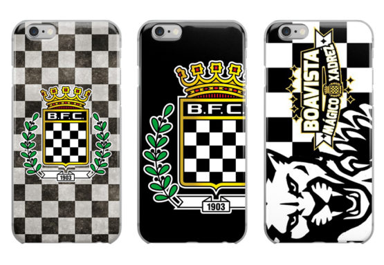 capas oficiais boavista futebol clube iphone