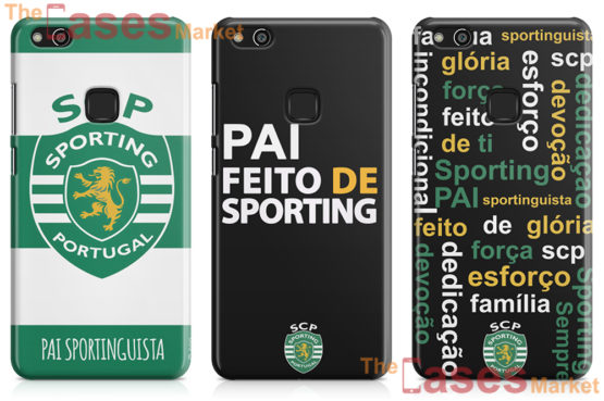 capas sporting dia do pai telemovel huawei