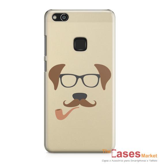 Capa silicone huawei snob dog