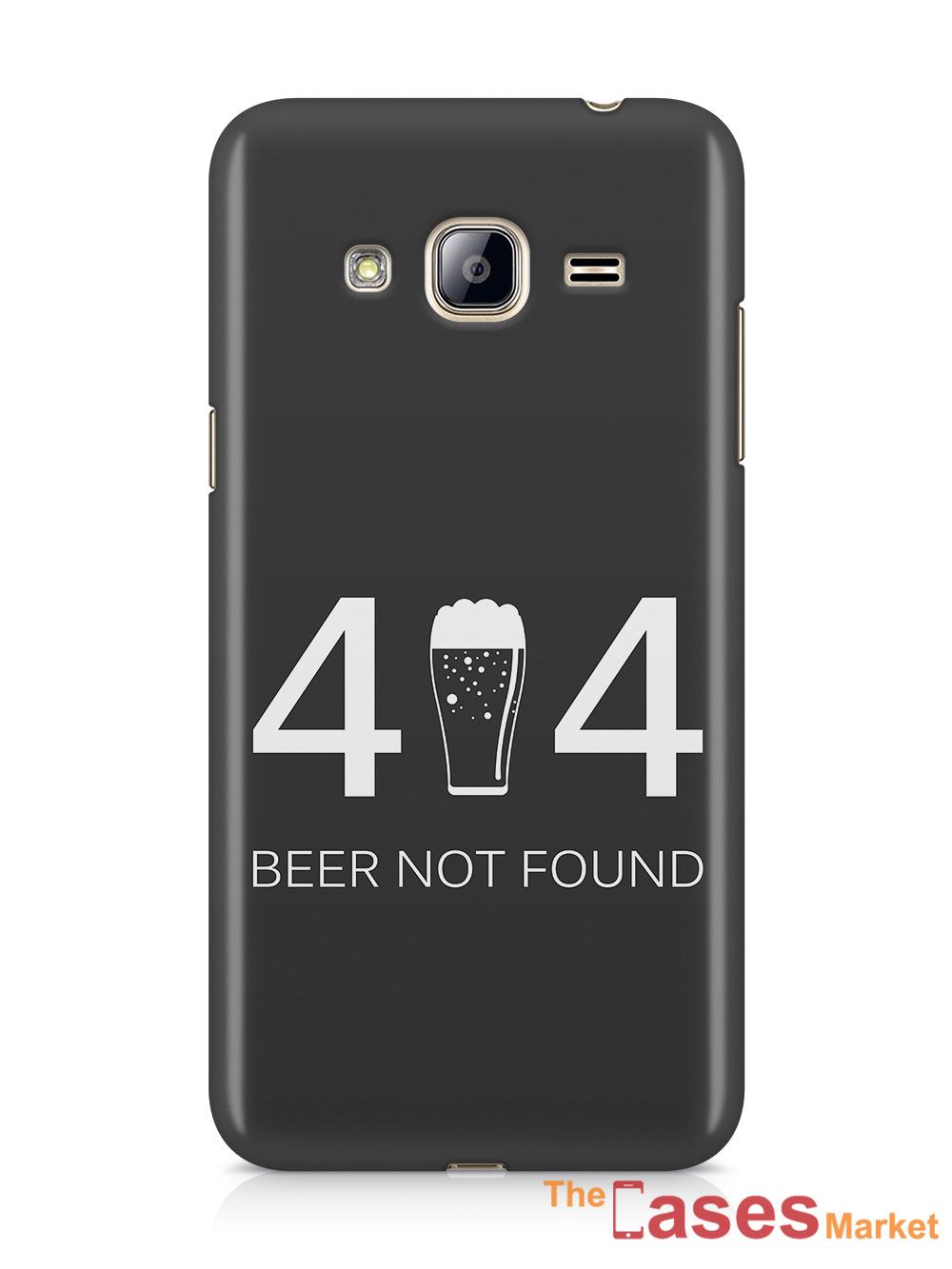 capa telemoveis samsung 404 beer not found