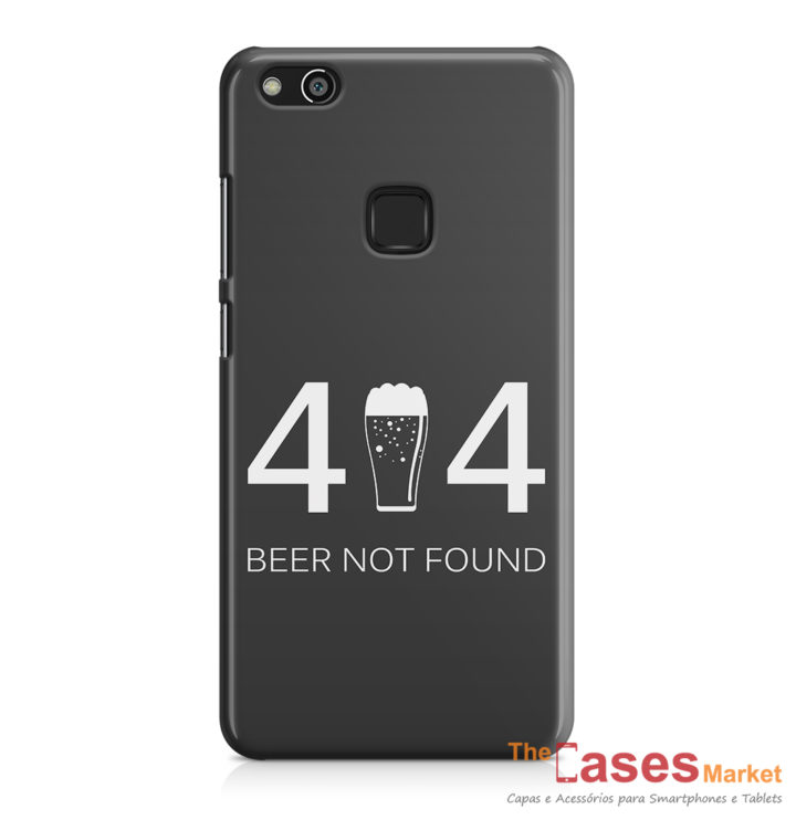 capa telemovel huawei 404 beer not found