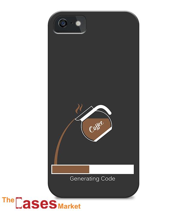 capa iPhone coffee generate code