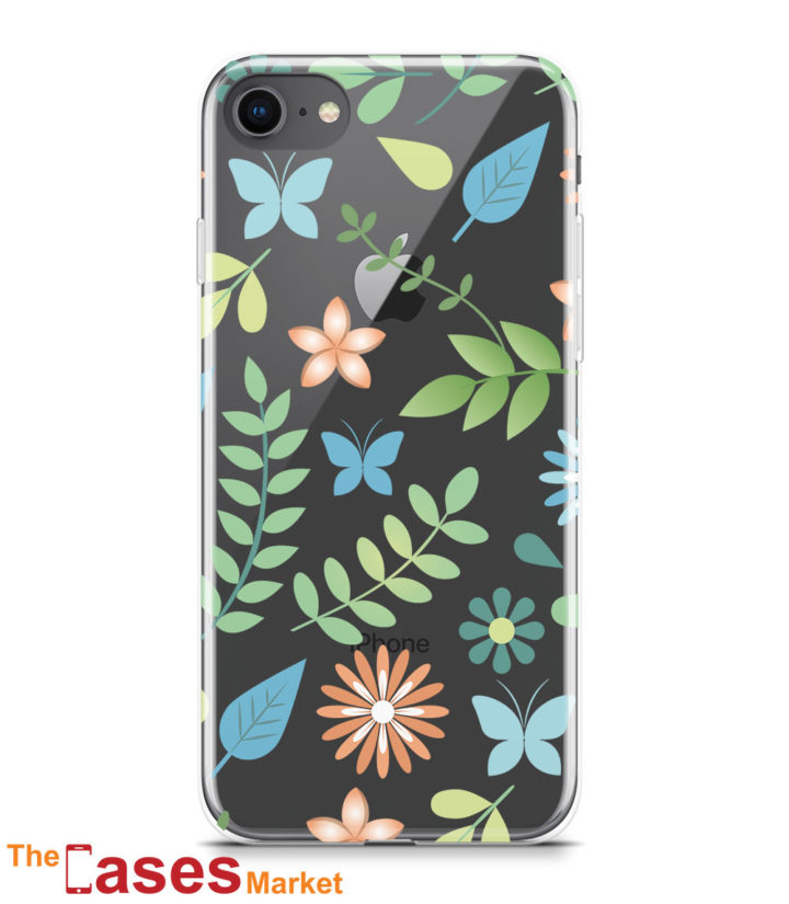 capa transparente iphone primavera 3