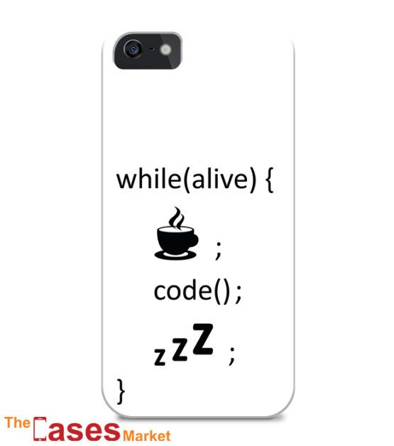 capa iphone while alive code