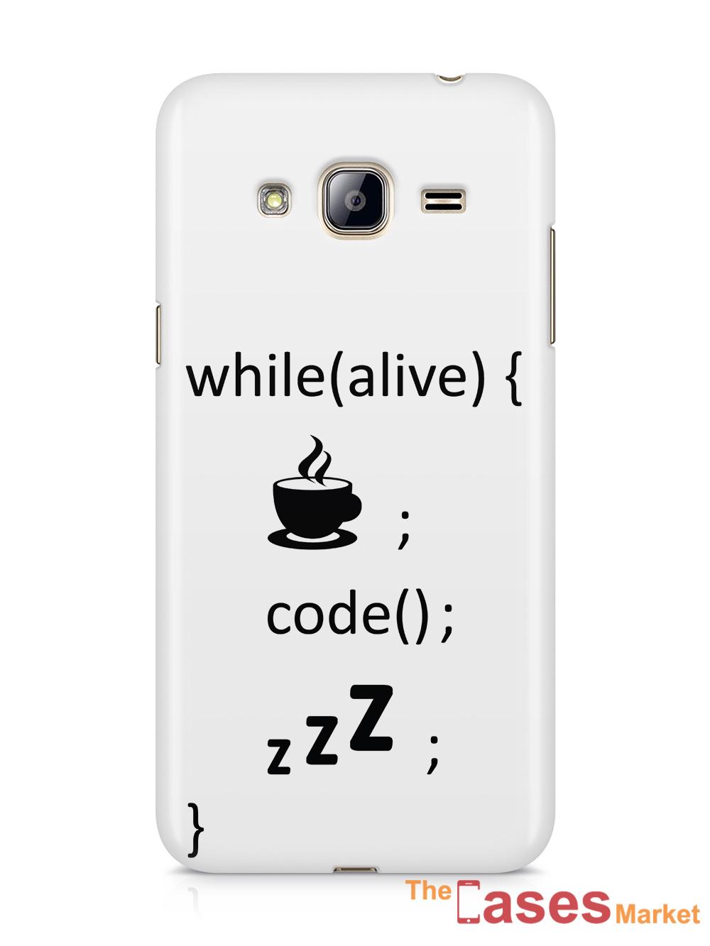 capa telemoveis samsung while alive code
