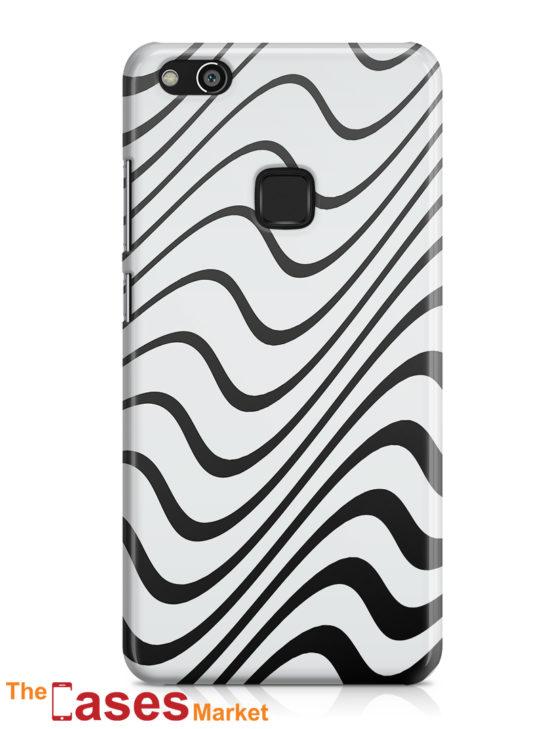 capa telemovel huawei linhas curvas huawei abstracto 7