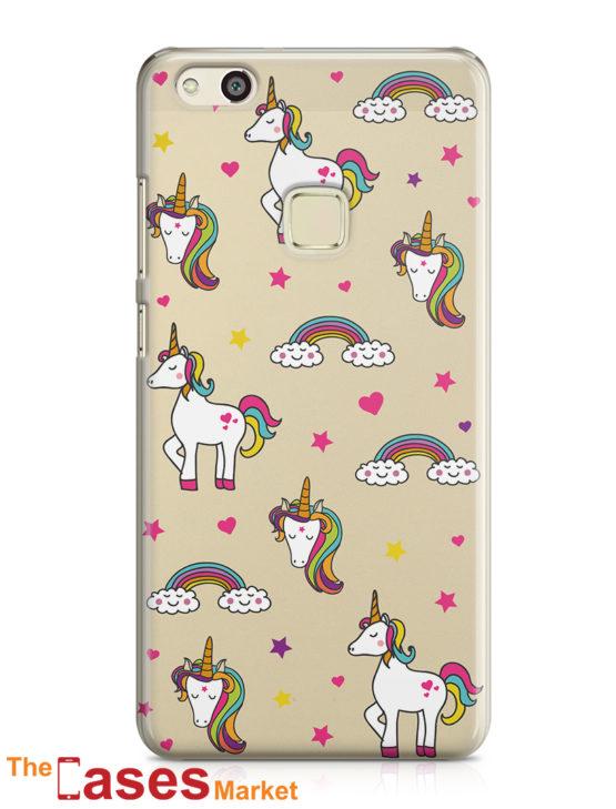 capa transparente telemovel huawei unicornio 2