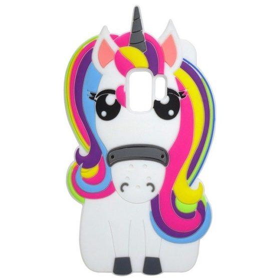 capa unicornio telemovel samsung j6 2018