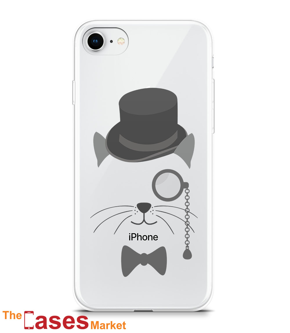 capa iPhone gentleman pet 2