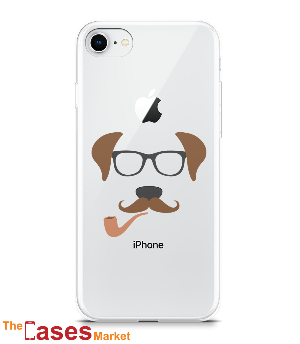 capa iPhone snob dog pet 6