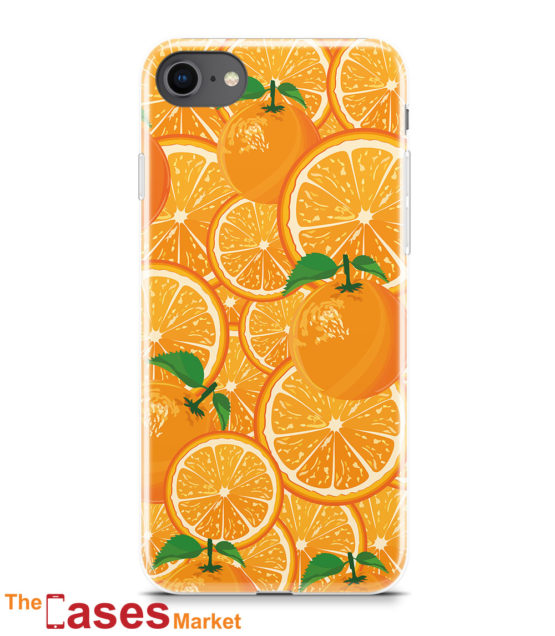 capa iphone laranjas fruta 2