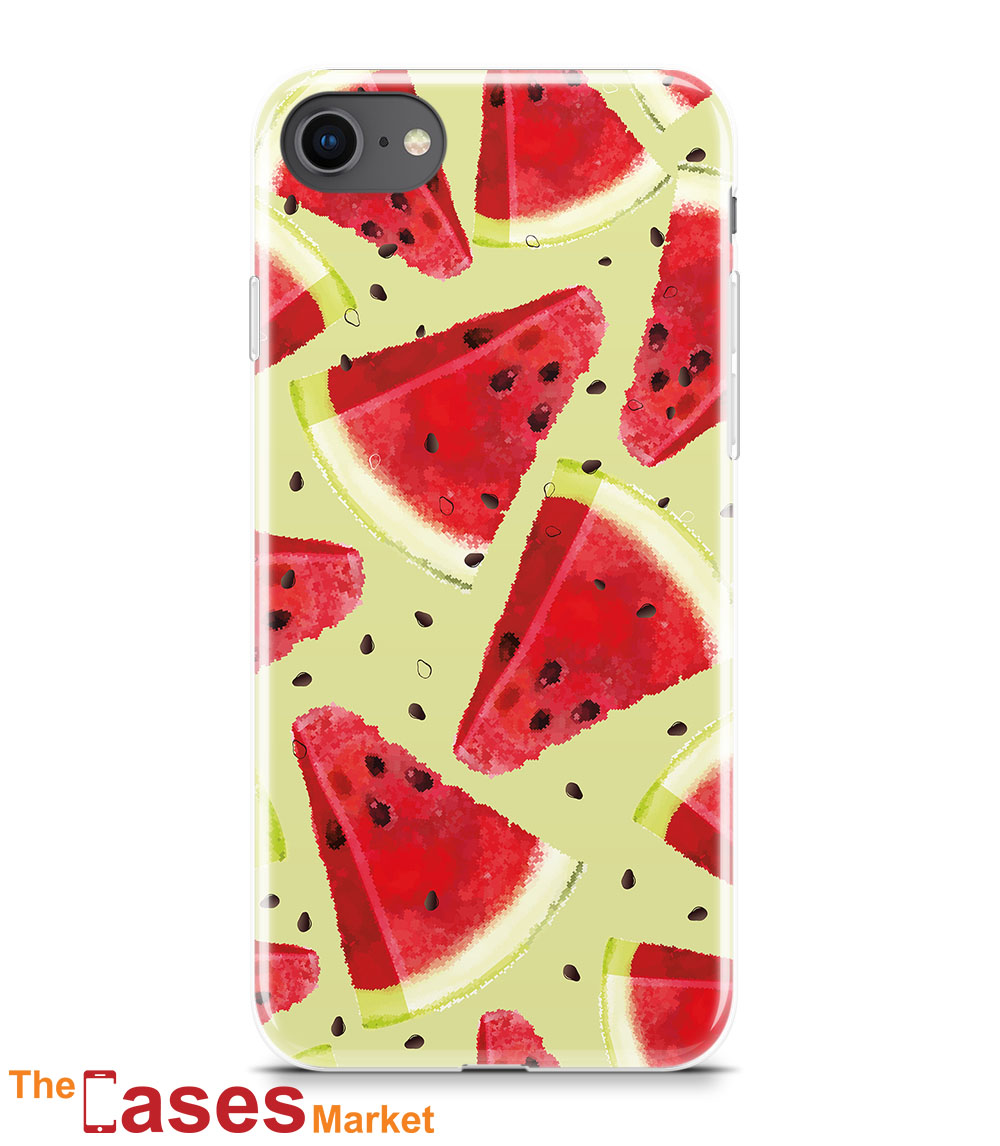 capa iphone melancia fruta 5
